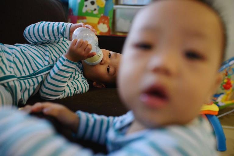 Singapore Children Portrait Photography